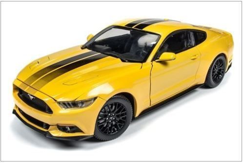 Ford Mustang GT, 2016, 1:18 Auto World/ Ertl