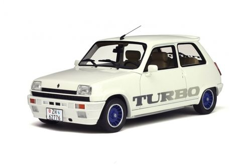 Renault R5 Turbo Gordini  1:18 Otto Mobile