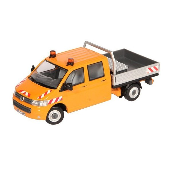 "Volkswagen T5 Doppelkabine  ""orange"""